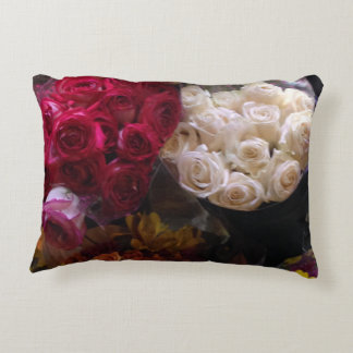 Bunch of Flowers Decorative Pillow