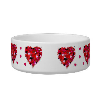 Bunch of Hearts Bowl