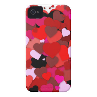 Bunch of Hearts Case-Mate iPhone 4 Case
