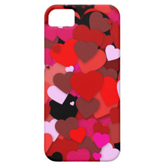 Bunch of Hearts iPhone SE/5/5s Case