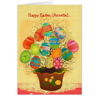 Bunch of Love Easter Card
