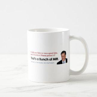 Bunch of Mitt - Healthcare Coffee Mug