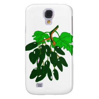 Bunch of peppers green samsung s4 case