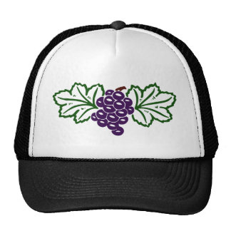 Bunch of Purple Grapes Trucker Hat