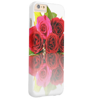 Bunch Of Rose Flowers And Their Reflection On The Barely There iPhone 6 Plus Case