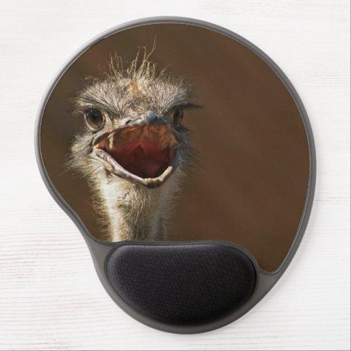 Bunch portrait gel mouse pad