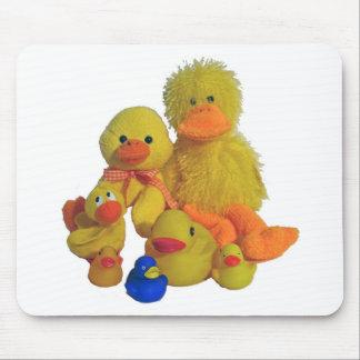 buncha ducks mouse pad