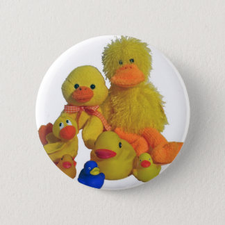 buncha ducks pinback button