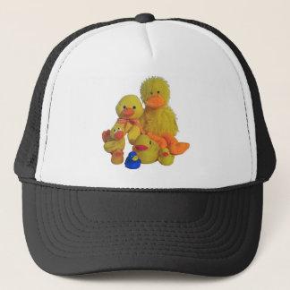 buncha ducks trucker hat