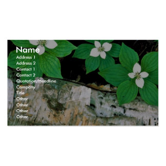 Bunchberry Business Cards