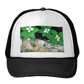 Bunchberry Mesh Hat