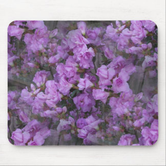 Bunches of Azaleas Mouse Pad