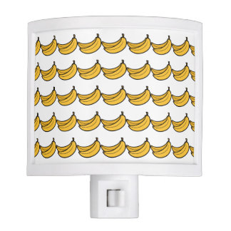 Bunches of Bananas Fruit Kitchen Night Light