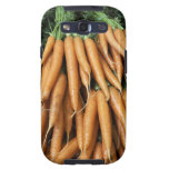 Bunches of carrots, full frame galaxy SIII cover