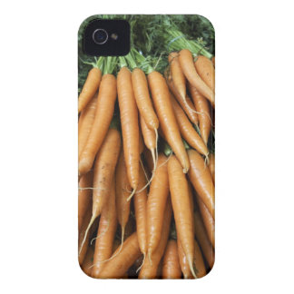 Bunches of carrots, full frame iPhone 4 case