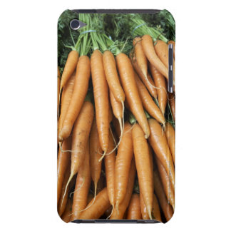 Bunches of carrots, full frame iPod touch cases