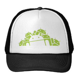 Bunches of Droids Trucker Hat