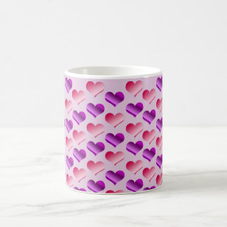 Bunches of Hearts Coffee Mug