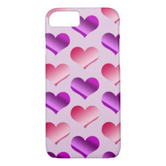 Bunches of Hearts iPhone 8/7 Case