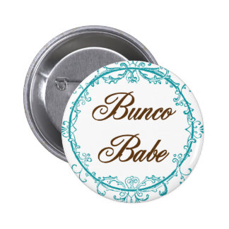 bunco babe button