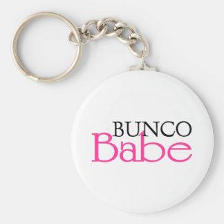 Bunco Babe Keychain