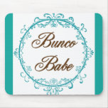 bunco babe mouse pad