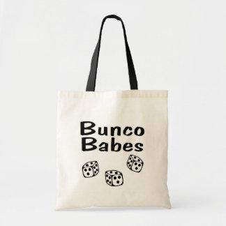 Bunco Babes Budget Tote Bag