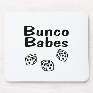 Bunco Babes Mouse Pad