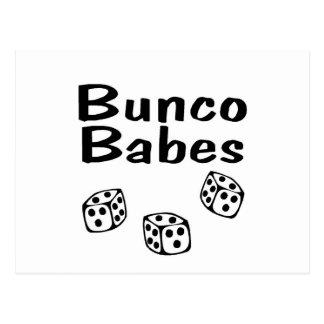Bunco Babes Postcard