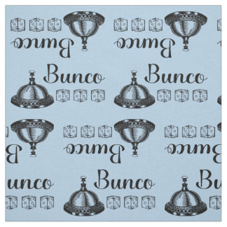 Bunco Bell y dados de Bunco Telas