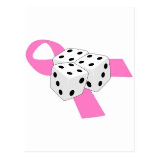 Bunco Cancer Support Postcard
