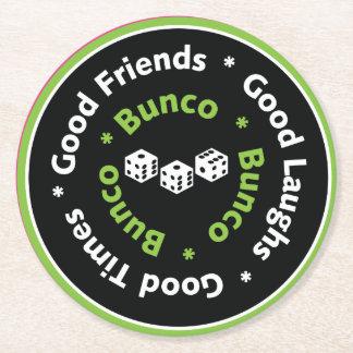 Bunco Coasters - Bunco Good Friends