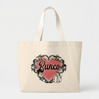 Bunco Dice Girls Night Out Tote Bag