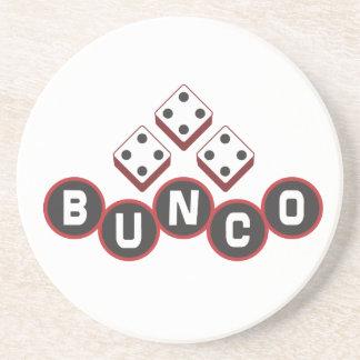 Bunco Dots Coaster