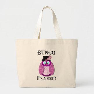"""Bunco - es un pitido """" bolsa tela grande"""