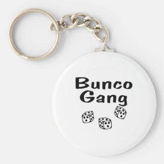Bunco Gang Keychain