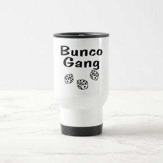 Bunco Gang Coffee Mugs