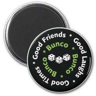 bunco good friends magnet