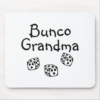 Bunco Grandma Mouse Pads