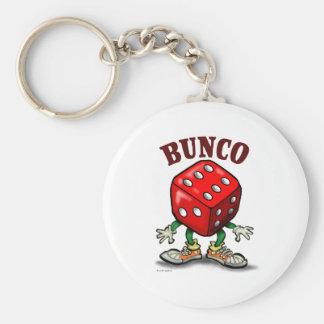Bunco Keychain
