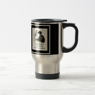 Bunco Loser 15 Oz Stainless Steel Travel Mug