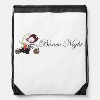 Bunco Night Bag