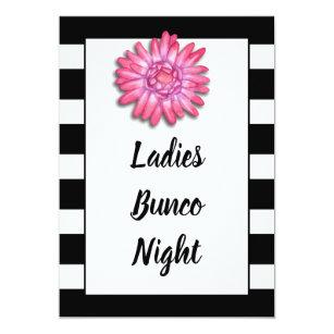 Ladies Night Invitations Zazzle
