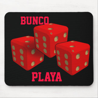 Bunco Playa Mouse Pad