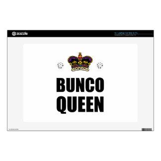 """Bunco Queen Dice Skins For 13"""" Laptops"""