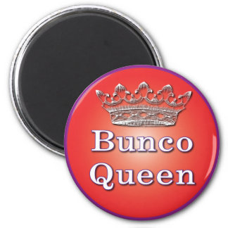 bunco queen magnet