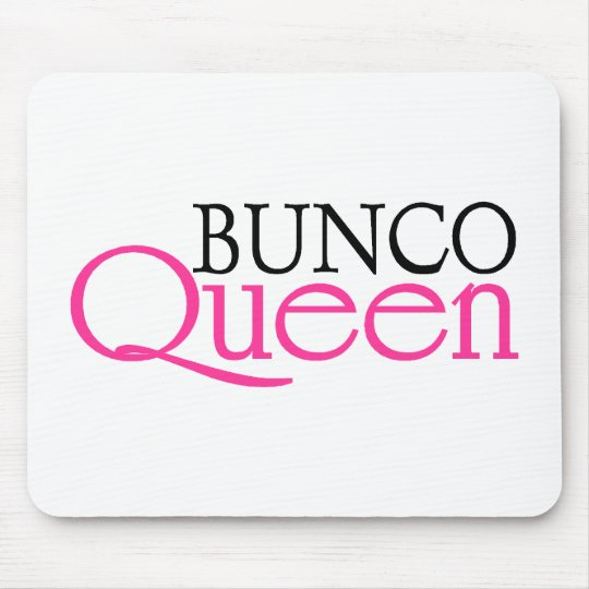 Bunco Queen Mouse Pad