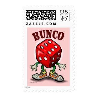 Bunco Stamp