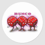 Bunco Stickers