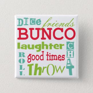 Bunco Subway Art Design By Artinspired Button